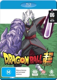 Dragon Ball Super Part 6 (eps 66-78) on Blu-ray