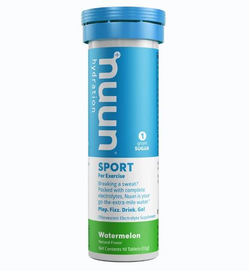Nuun Sport Hydration Tablets - Watermelon