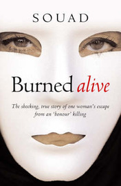 Burned Alive by Souad image