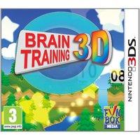 Brain Training 3D for Nintendo 3DS