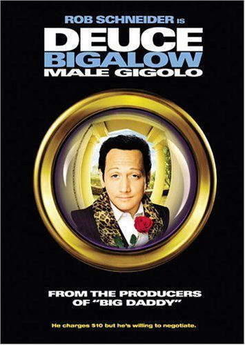Deuce Bigalow: Male Gigolo on DVD image