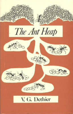 Ant Heap by Vincent Gaston Dethier