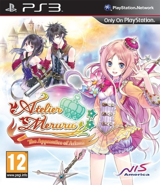Atelier Meruru: The Apprentice of Arland for PS3