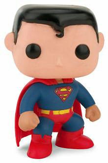 Superman Pop! Heroes Vinyl Figure