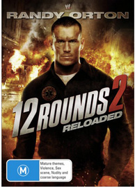 12 Rounds 2: Reloaded on DVD