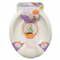 Dream Baby Soft Touch Potty Seat - White
