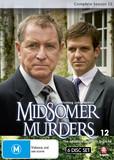 Midsomer Murders - Complete Season 12 (Single Case) on DVD
