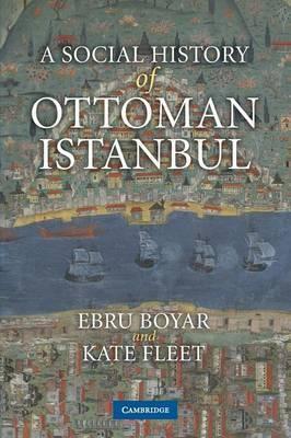 A Social History of Ottoman Istanbul by Ebru Boyar image