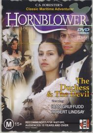 Hornblower - The Duchess & The Devil on DVD image
