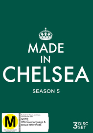 Made In Chelsea - Season 5 on DVD