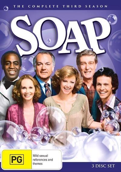 Soap (Season 3) on DVD image