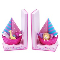 Pink Poppy: Dream Time Bookends - Pink