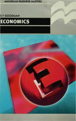 Economics by S.F. Goodman image
