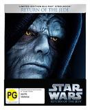 Star Wars Episode VI: Return of the Jedi on Blu-ray