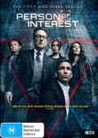 Person of Interest - The Fifth and Final Season on DVD