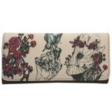 Loungefly Marvel GOTG Groot Floral Wallet