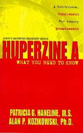Huperzine a what You Need to Know by Patricia Haneline image