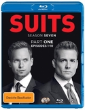 Suits - Season 7 (Part 1) on Blu-ray
