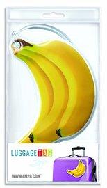 4M: Luggage Tag Banana