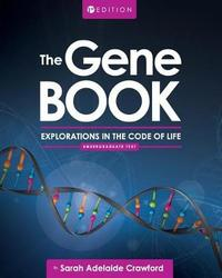 The Gene Book by Sarah Adelaide Crawford image