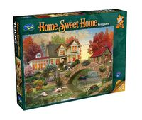 Holdson: 1000 Piece Puzzle - Home Sweet Home (Morning Sunrise)