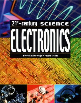 Electronics by Moira Butterfield