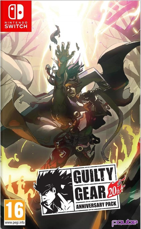 Guilty Gear 20th Anniversary Edition for Switch