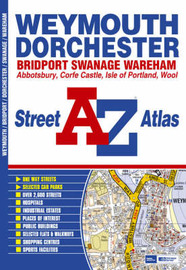 Weymouth and Dorchester Street Atlas image