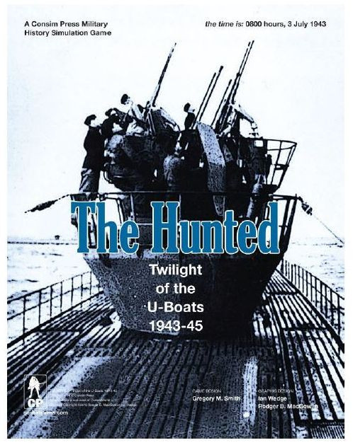 The Hunted: Twilight of the U-Boats - War Game image