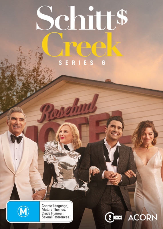 Schitt's Creek - Series 6 on DVD
