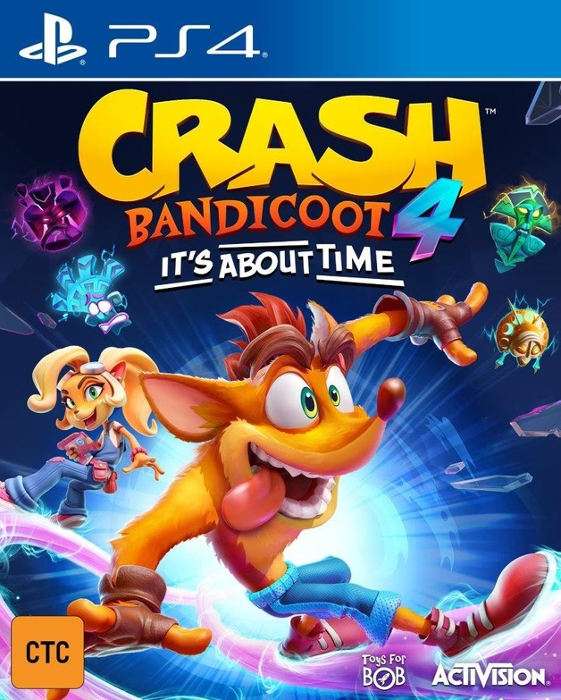 Crash Bandicoot 4 for PS4