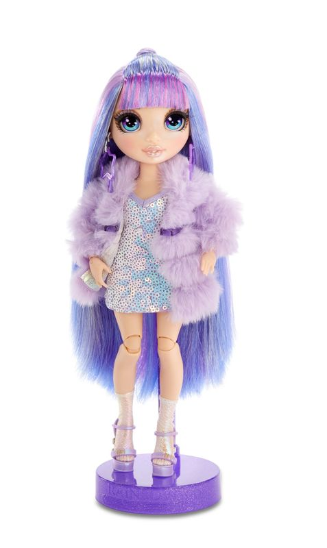 Rainbow High: Fashion Doll - Violet Willow