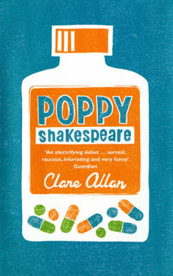 Poppy Shakespeare by Clare Allan image