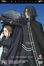 Last Exile - Vol. 2 on DVD