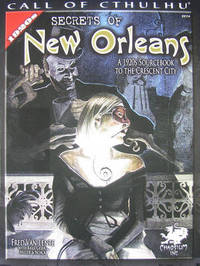 Secrets of New Orleans by Fred Van Lente