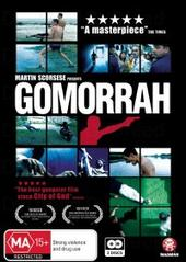 Gomorrah (2 Disc Set) on DVD
