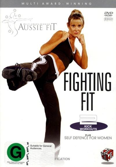 Aussie Fit - Fighting Fit on DVD