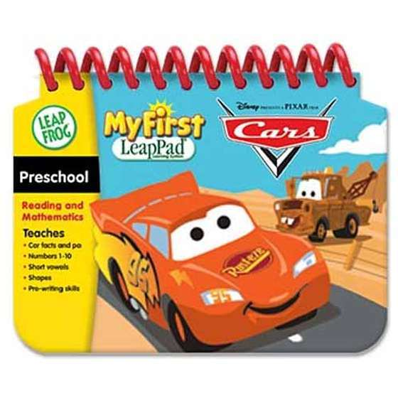 My First LeapPad - Cars