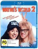 Wayne's World 2 on Blu-ray