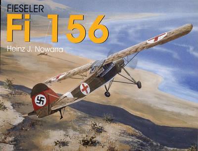 Fieseler Fi 156 Storch by Heinz,J. Nowarra