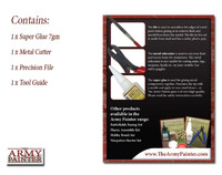 Army Painter Metal & Resin Assembly Set