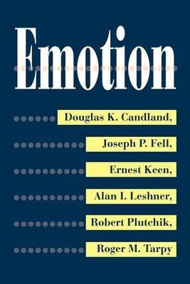 Emotion by Douglas Candland image