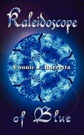 Kaleidoscope of Blue by Connie J. Barretta image