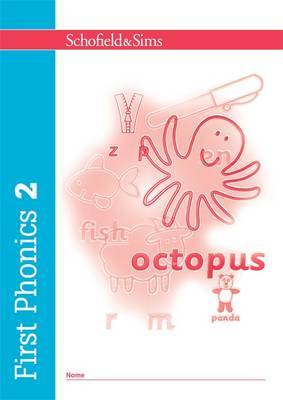 First Phonics Book 2 by Anne Evans
