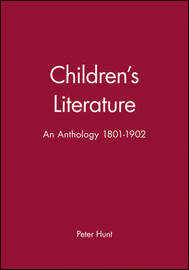 Children's Literature by Peter Hunt