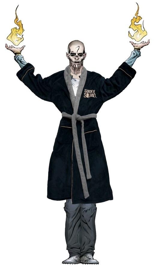 Suicide Squad - Taskforce X Hoodless Robe image