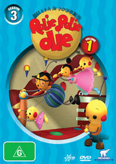 Rolie Polie Olie: Vol 1 on DVD