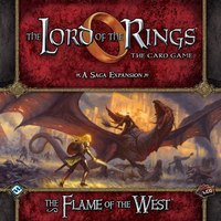 Lord of the Rings LCG: The Flames of the West