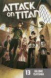 Attack on Titan: Volume 13 by Hajime Isayama