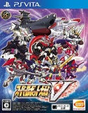 Super Robot Wars V for PlayStation Vita